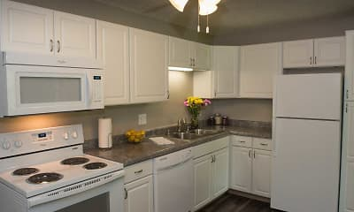 Kitchen, Bridlewood Apartments, 1