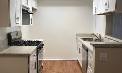 Kitchen, Rolling Ridge, 2