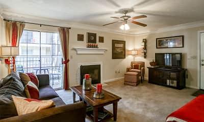 Living Room, PROSPER Jackson, 1