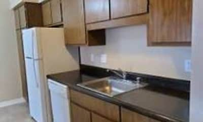 Kitchen, Capitol Manor, 1