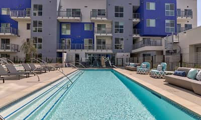 Pool, Upper Ivy Residences, 1