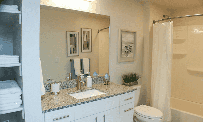 Bathroom, Seasons at Southpoint, 1