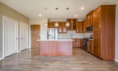 Kitchen, Ascend at Woodbury, 0