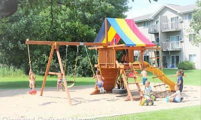 Playground, Fox Valley Meadows, 1