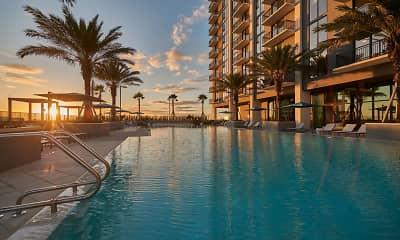 Pool, ParkLine Miami, 0