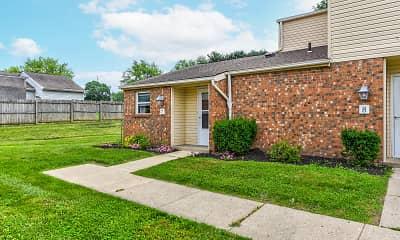 Building, Pleasantville Commons Apartments, 1
