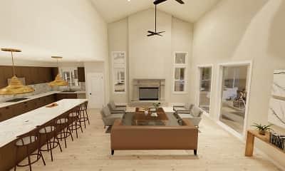 Living Room, Heritage Landing Apartments, 2