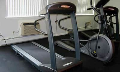 Fitness Weight Room, Country Meadows, 2