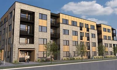 Building, St. Barts Apartments, 2