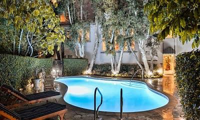 Pool, L'Estancia, 1