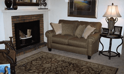 Living Room, Huntington Place, 1