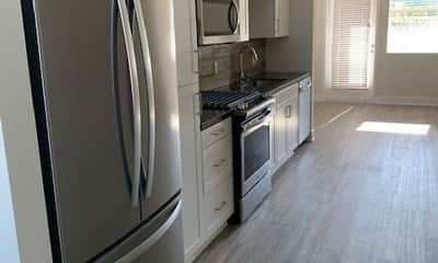 Kitchen, The Vineyards at Porter Ranch Apartments, 1