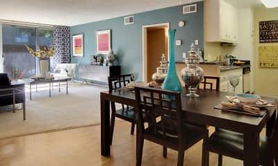 Dining Room, Covina Grand, 0