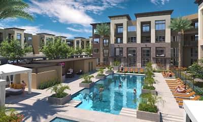 Pool, Elevation San Tan, 2