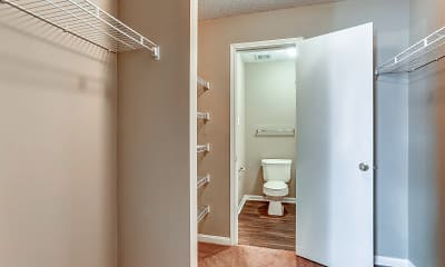Bathroom, Arbor Village, 2