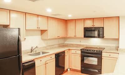 Kitchen, Mount Vernon Plaza, 0