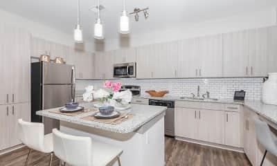 One White Oak Apartments, 1