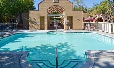 Pool, Macara Gardens, 1