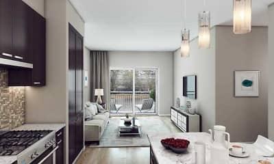 Kitchen, 77301 Luxury Properties, 1