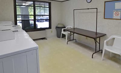 Storage Room, Scioto Fairway Woods, 2