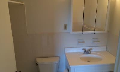 Bathroom, Chestnut Hill North, 1