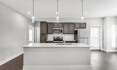 Kitchen, The Jacqueline Apartments, 2