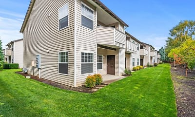 Building, Cascade View Apartments, 0