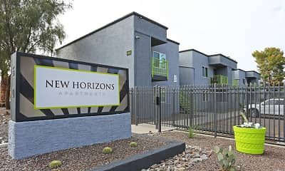 New Horizons Apartments, 0