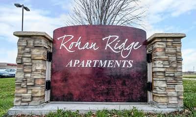 Community Signage, Rohan Ridge, 0