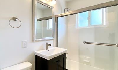 Bathroom, The Jefferson, 0