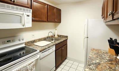 Kitchen, Boulevard Towers, 2