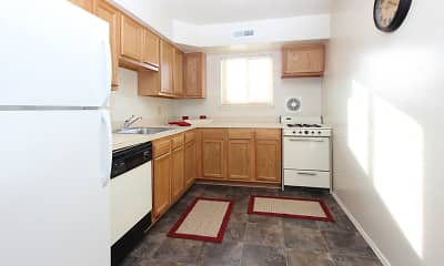 Kitchen, Glen Mar Apartment Homes, 0