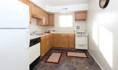Kitchen, Glen Mar Apartment Homes, 0