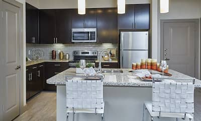 Kitchen, The Julian at South Pointe, 1