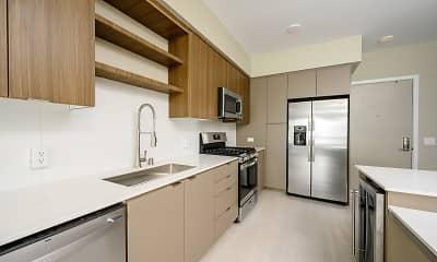 Kitchen, Revo, 0