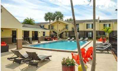 Pool, Aventura Orlando Apartments, 0
