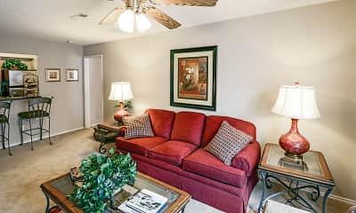 Living Room, Baxter Crossings, 1