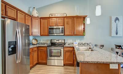 Kitchen, The Colony @ Fallen Timbers, 1
