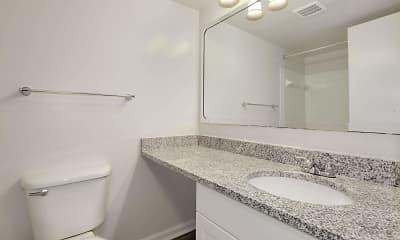 Bathroom, The Centre at Silver Spring, 1