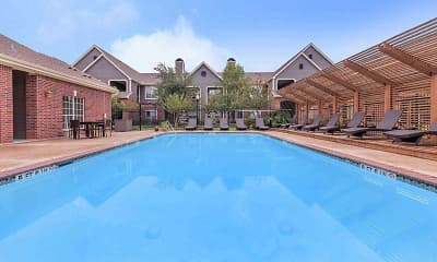 Pool, Eagles Landing Luxury Apartments, 1