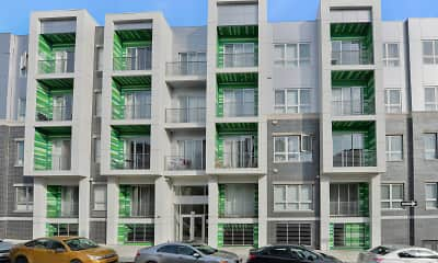 Building, The Greenery - Student Housing, 0