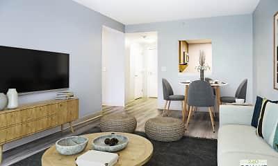 Living Room, 240 Conant, 0