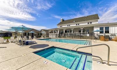 Pool, The Logan at Jomax, 2
