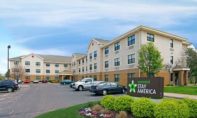 Building, Furnished Studio - Minneapolis - Airport - Eagan - South, 0