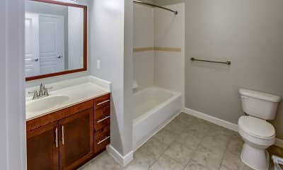 Bathroom, Montclair Residences, 2