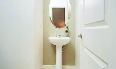 Bathroom, The Croix, 2