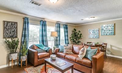 Living Room, Evergreen Auburn, 1