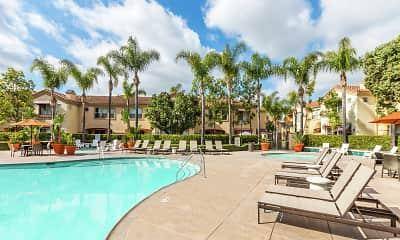 Pool, Santa Rosa, 2