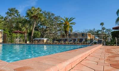 Pool, Kabana Flats, 0