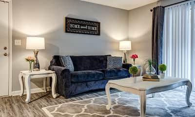 Living Room, Yester Oaks, 0